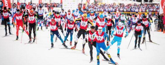 Соревнования: Grom Ski 30K Bitza и Чемпионат Москвы по легкой атлетике в помещении